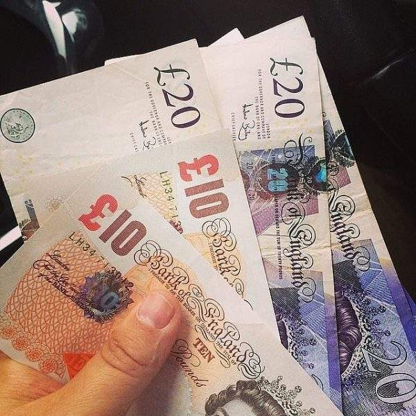 counterfeit pound sterling for sale