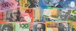 counterfeit ustralian dollar bills for sale